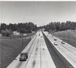 I-75 in 1955