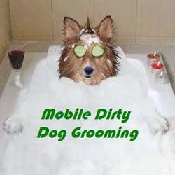 Pet Groomers - Mobile Dirty Dog Grooming