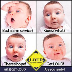 Security Management - Loud Security Systems